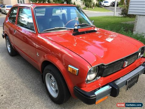 1978 Honda Civic For Sale by 1978 Honda Civic For Sale In Canada