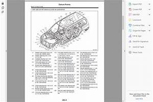 Official Workshop Service Repair Manual For Subaru