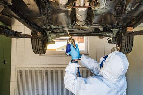 Protective Car Underbody Coating Australia