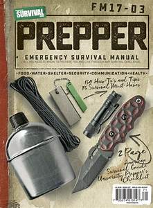 American Survival Guide Prepper Survival Field Manual