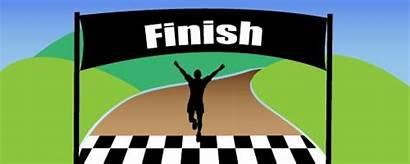 Finish Marathon Line 5k Banners Half Race