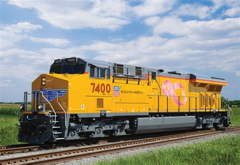 Union Pacific Railroad locomotives