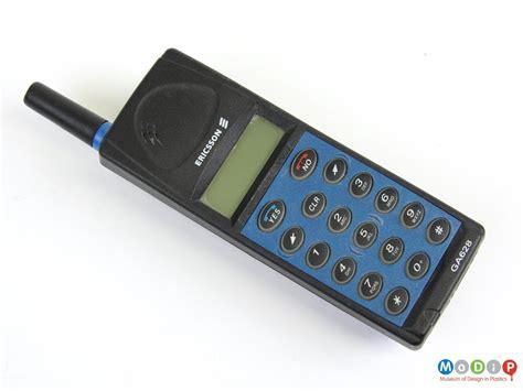 Ericsson GA628 mobile phone   Museum of Design in Plastics
