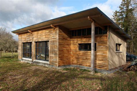 maison en bois ecologique maison ecologique bois accueil design et mobilier