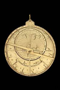 Astrolabe image report (inventory number 41468)