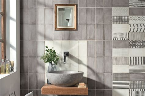 Eurowest Grey Calm Tile eurowest high end porcelain tile ceramic coverings
