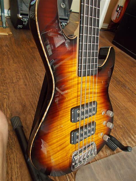 foto de G&L L 2500 Fretless American 5 Sting Bass 2003 Gloss Reverb