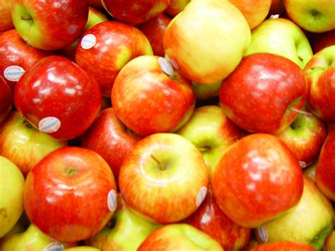 Free picture: shiny, red apples