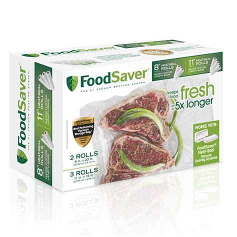 pack cuisine foodsaver roll