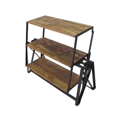 shelf that turns into a table 20 best images about style industrial style on pinterest