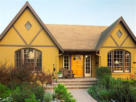 20 Inviting Home Exterior Color Ideas  Outdoor Design