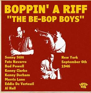 Be Bop Wino  The Be-bop Boys
