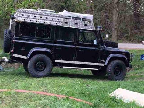 defender gebraucht kaufen land rover defender 110 td5 expedition tolle angebote