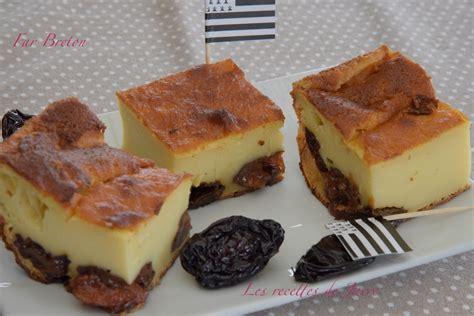 far breton aux pruneaux les recettes de jacre en toute simplicit 233