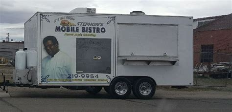 cuisine reno stolen reno food truck found as listing on craigslist