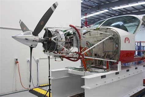 Aircraft Electric Motors by Magnix Takes Step Toward Giving Small Workhorse Planes An