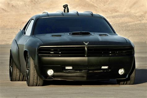 Dodge Charger Muscle Car Tuning