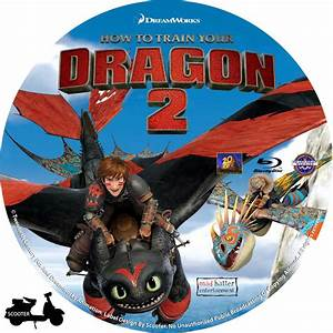 How To Train Your Dragon 2 - Custom DVD Labels - How To ...