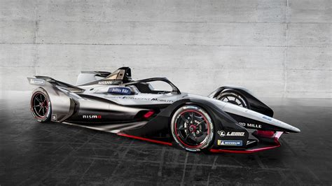 Nissan Shows Off Cool Formula E Nismo Livery In Geneva ...