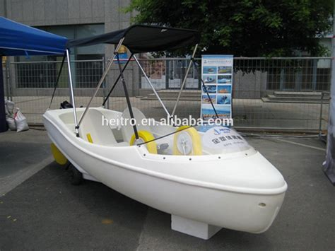 Large Pedal Boat For Sale by China Manufacturer Water Pedal Boat For Sale With Ce