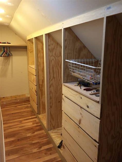 ana white master closet diy projects