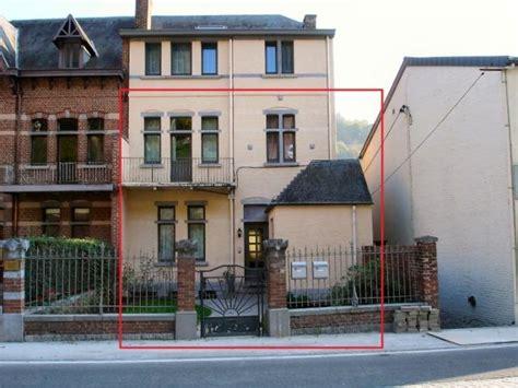 maison a louer 3 chambres avec jardin maison de 2 façades avec jardin à louer à dinant dinant 5500