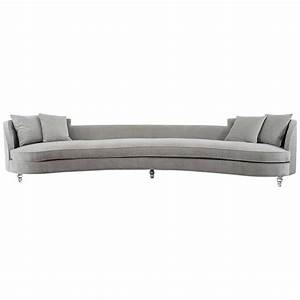 Longchair Couch : extra long sofa knightsbridge velvet tufted scroll arm ~ Pilothousefishingboats.com Haus und Dekorationen