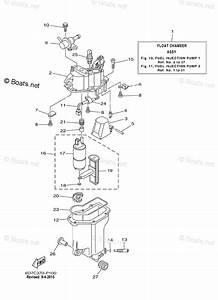 Yamaha Outboard Parts By Year 2006 And Later Oem Parts Diagram For Fuel Injection Pump 1