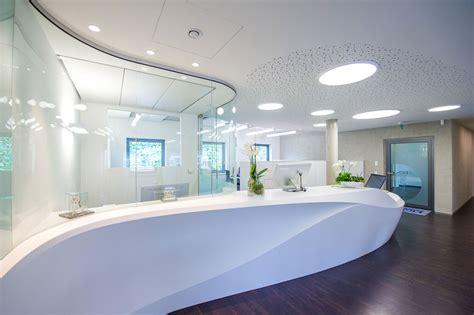 Moderne Arztpraxis by Dental Practice Interior Dental Fit Designed By