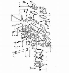 Porsche 911 Turbo  930  Parts