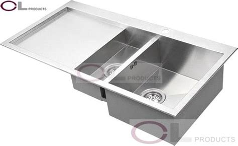 kitchen sink hong kong at100dp bowl kitchen sink with drainboard 5827