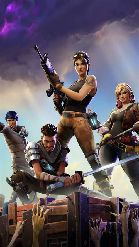 fortnite battle royale video game  pure