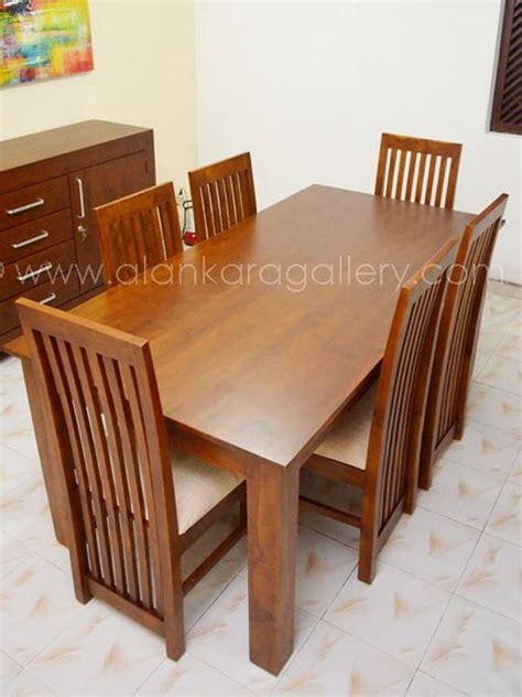 dining room furniture dining tables  chairs alankara