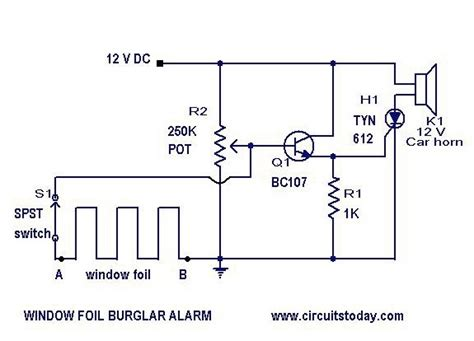 Home Security System Wiring Diagram by Home Security Alarm System Circuit Diagram Gallery Of