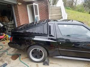 Classic 1988 Starion For Sale  Detailed Description And Photos