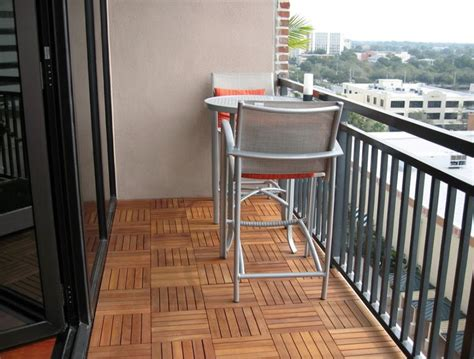 deck tiles ikea to raise the level of outdoor space home