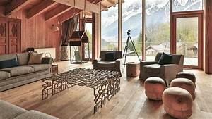 Plaisir D Interieur Deco Montagne : quand montagne rime avec design ~ Dallasstarsshop.com Idées de Décoration