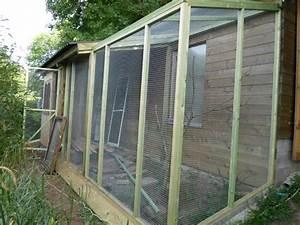Fabrication D Une Voliere Exterieur : modeles cages et volieres page 8 ~ Premium-room.com Idées de Décoration