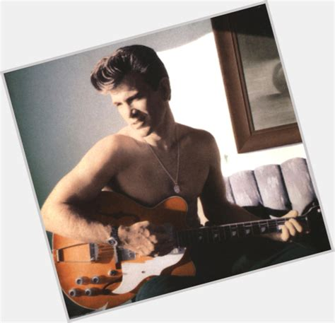 chris isaak official site  man crush monday mcm