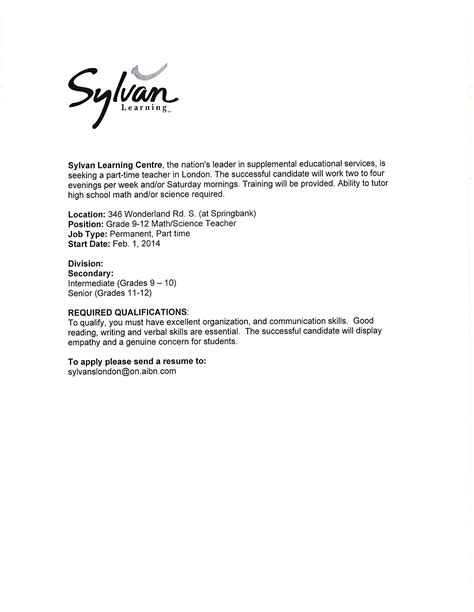 Letter Of Application For Teaching Post by Fascinating Resume Cover Letter For For Your