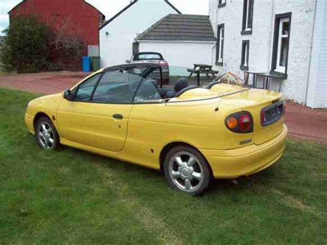 Renault Convertible by Renault Megane Convertible 2 0 Monaco Car For Sale
