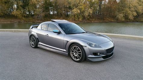 Mazda Xr8 by Fs 2004 Mazda Rx8 Gt Modified Magazine Car Rx8club