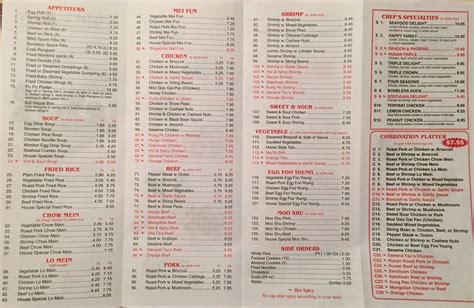 Chinese Food Eau Claire Food