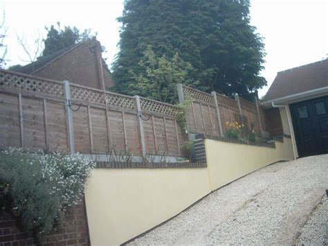 L Posts For Driveways by L A Construction 96 Feedback Fencer Groundworker