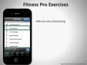 Iphone app review fitness pro for Mapswithme iphone app review
