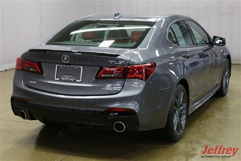 Acura Tlx 2019 by New 2019 Acura Tlx 3 5 V 6 9 At Sh Awd With A Spec 4d