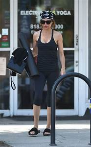 LISA RINNA Leaves Yoga Class in Los Angeles 06/09/2017 ...