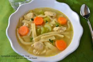 Chicken and Egg Noodle Soup Recipe