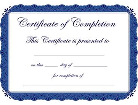 certificates  completion templates google search