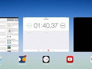 Comment arrêter une application sous iOS 7 ?